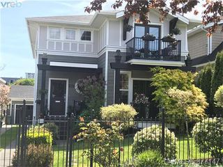 Photo 1: 231 Montreal Street in VICTORIA: Vi James Bay Single Family Detached for sale (Victoria)  : MLS®# 377147