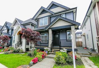 """Photo 1: 20976 80A Avenue in Langley: Willoughby Heights House for sale in """"YORKSON"""" : MLS®# R2163323"""
