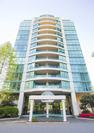 "Photo 1: 1109 8871 LANSDOWNE Road in Richmond: Brighouse Condo for sale in ""CENTRE POINTE"" : MLS®# R2169587"