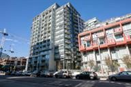 """Photo 1: 1107 111 E 1ST Avenue in Vancouver: Mount Pleasant VE Condo for sale in """"BLOCK 100"""" (Vancouver East)  : MLS®# R2195036"""