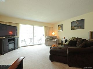 Photo 3: 402 1490 Garnet Rd in VICTORIA: SE Cedar Hill Condo for sale (Saanich East)  : MLS®# 767199