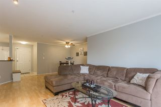 "Photo 4: 408 33708 KING Road in Abbotsford: Poplar Condo for sale in ""College Park Place"" : MLS®# R2195057"