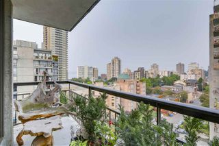 Photo 9: 1008 1720 BARCLAY STREET in Vancouver: West End VW Condo for sale (Vancouver West)  : MLS®# R2204094