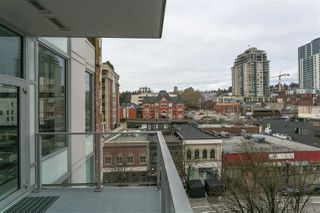 "Photo 16: 705 668 COLUMBIA Street in New Westminster: Quay Condo for sale in ""TRAPP & HOLBROOK"" : MLS®# R2244807"