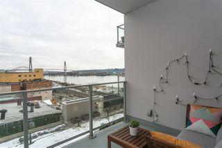 "Photo 13: 705 668 COLUMBIA Street in New Westminster: Quay Condo for sale in ""TRAPP & HOLBROOK"" : MLS®# R2244807"