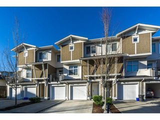 """Photo 2: 134 19433 68 Avenue in Surrey: Clayton Townhouse for sale in """"The Grove"""" (Cloverdale)  : MLS®# R2248020"""