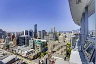 """Photo 2: 2806 833 SEYMOUR Street in Vancouver: Downtown VW Condo for sale in """"Capitol Residences"""" (Vancouver West)  : MLS®# R2282262"""
