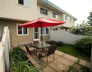 Main Photo: 108 16348 109 Street in Edmonton: Zone 27 Townhouse for sale : MLS®# E4125166
