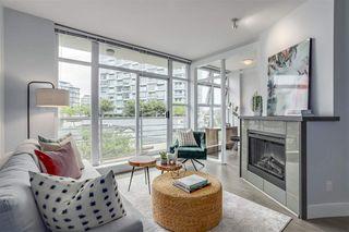 "Photo 1: 411 298 E 11TH Avenue in Vancouver: Mount Pleasant VE Condo for sale in ""THE SOPHIA"" (Vancouver East)  : MLS®# R2302593"