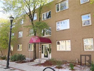 Photo 2: 3 550 Corydon Avenue in Winnipeg: Crescentwood Condominium for sale (1B)  : MLS®# 1827271