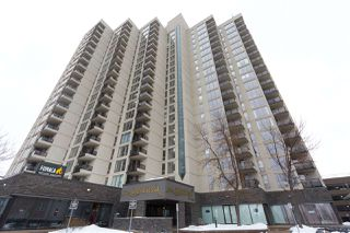 Main Photo: 1206 10149 SASKATCHEWAN Drive in Edmonton: Zone 15 Condo for sale : MLS®# E4138006