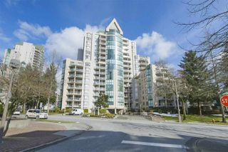 Main Photo: 1205 1189 EASTWOOD Street in Coquitlam: North Coquitlam Condo for sale : MLS®# R2346475