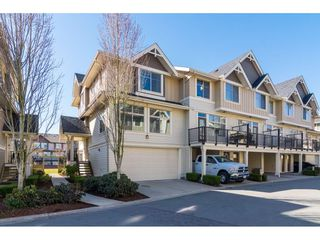 "Main Photo: 23 19525 73 Avenue in Langley: Clayton Townhouse for sale in ""Up Town 2"" (Cloverdale)  : MLS®# R2349463"
