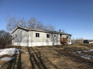 Main Photo: 5438 CECIL LAKE Road in Fort St. John: Fort St. John - Rural E 100th Manufactured Home for sale (Fort St. John (Zone 60))  : MLS®# R2353152