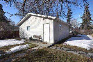 Photo 28: 6814 112A Street in Edmonton: Zone 15 House for sale : MLS®# E4149878