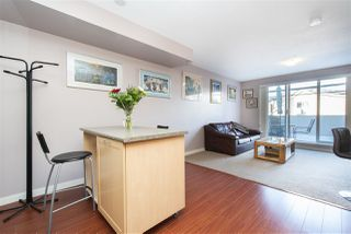 """Photo 5: 214 1503 W 65TH Avenue in Vancouver: S.W. Marine Condo for sale in """"The Soho"""" (Vancouver West)  : MLS®# R2354527"""