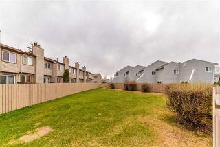 Photo 26: 17777 95 Street in Edmonton: Zone 28 Townhouse for sale : MLS®# E4152477