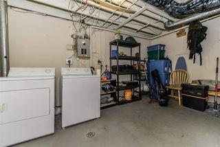 Photo 20: 17777 95 Street in Edmonton: Zone 28 Townhouse for sale : MLS®# E4152477