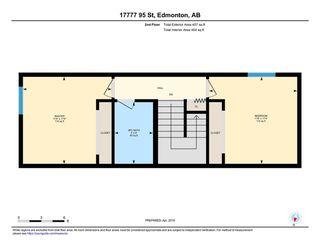 Photo 29: 17777 95 Street in Edmonton: Zone 28 Townhouse for sale : MLS®# E4152477
