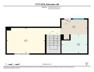 Photo 28: 17777 95 Street in Edmonton: Zone 28 Townhouse for sale : MLS®# E4152477