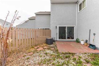 Photo 25: 17777 95 Street in Edmonton: Zone 28 Townhouse for sale : MLS®# E4152477