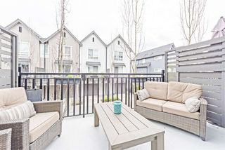 "Photo 10: 19 2310 RANGER Lane in Port Coquitlam: Riverwood Townhouse for sale in ""FREMONT BLUE BY MOSAIC"" : MLS®# R2360116"