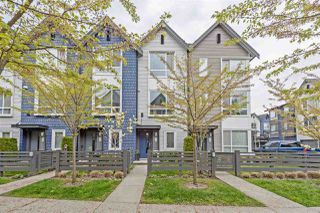 """Main Photo: 19 2310 RANGER Lane in Port Coquitlam: Riverwood Townhouse for sale in """"FREMONT BLUE BY MOSAIC"""" : MLS®# R2360116"""