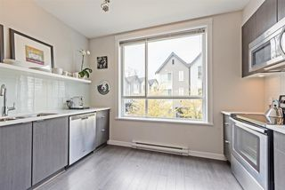 """Photo 3: 19 2310 RANGER Lane in Port Coquitlam: Riverwood Townhouse for sale in """"FREMONT BLUE BY MOSAIC"""" : MLS®# R2360116"""