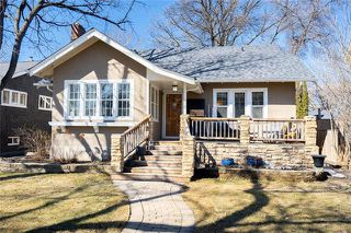 Photo 1: 109 Campbell Street in Winnipeg: River Heights North Residential for sale (1C)  : MLS®# 1909086