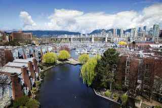 "Main Photo: 754 1515 W 2ND Avenue in Vancouver: False Creek Condo for sale in ""Island Cove"" (Vancouver West)  : MLS®# R2366907"