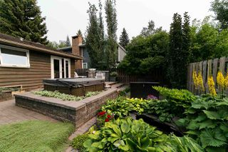 Photo 27: 17 Berrymore Drive: St. Albert House for sale : MLS®# E4156020