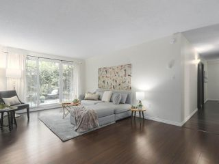 "Photo 3: 115 2033 TRIUMPH Street in Vancouver: Hastings Condo for sale in ""MACKENZIE HOUSE"" (Vancouver East)  : MLS®# R2370575"