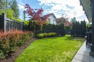 Photo 20: 20 3470 HIGHLAND Drive in Coquitlam: Burke Mountain Townhouse for sale : MLS®# R2372604