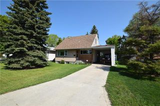 Photo 7: 233 BRUCE Avenue in Winnipeg: Silver Heights Residential for sale (5F)  : MLS®# 1913985