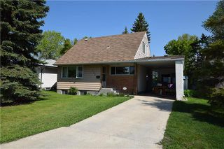 Photo 2: 233 BRUCE Avenue in Winnipeg: Silver Heights Residential for sale (5F)  : MLS®# 1913985
