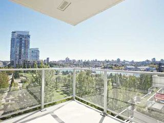 Photo 1: 607 638 BEACH Crescent in Vancouver West: Yaletown Home for sale ()  : MLS®# V1085423