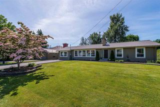 Main Photo: 42570 PETERS Road in Sardis - Greendale: Greendale Chilliwack House for sale (Sardis)  : MLS®# R2380411