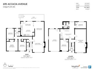 Photo 15: 695 ACCACIA Avenue in Coquitlam: Coquitlam West House for sale : MLS®# R2380745