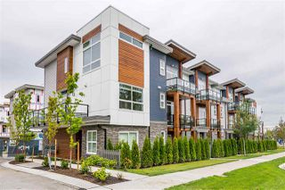 "Main Photo: 34 7947 209 Street in Langley: Willoughby Heights Townhouse for sale in ""Luxia"" : MLS®# R2384576"