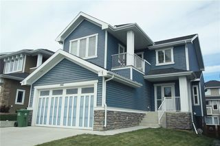 Photo 1: 442 RIVER HEIGHTS Drive: Cochrane Detached for sale : MLS®# C4256367