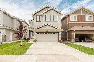 Photo 1: 16420 12 Avenue in Edmonton: Zone 56 House for sale : MLS®# E4164319