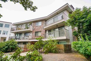 "Photo 1: 104 1334 W 73RD Avenue in Vancouver: Marpole Condo for sale in ""La Rosa Villa"" (Vancouver West)  : MLS®# R2386949"