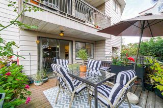 "Photo 18: 104 1334 W 73RD Avenue in Vancouver: Marpole Condo for sale in ""La Rosa Villa"" (Vancouver West)  : MLS®# R2386949"