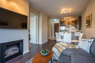 "Photo 4: 305 2345 MADISON Avenue in Burnaby: Brentwood Park Condo for sale in ""OMA"" (Burnaby North)  : MLS®# R2387123"