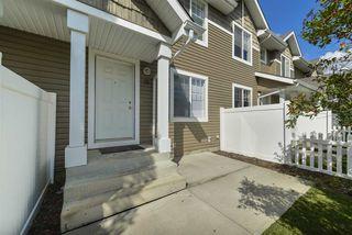 Photo 2: 75 3075 TRELLE Crescent in Edmonton: Zone 14 Townhouse for sale : MLS®# E4168776