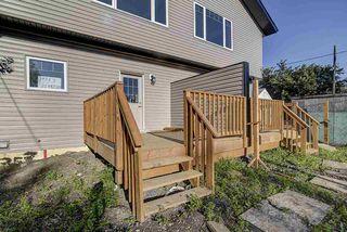 Photo 31: 10357 149 Street in Edmonton: Zone 21 House Half Duplex for sale : MLS®# E4182826