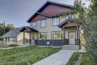 Photo 2: 10357 149 Street in Edmonton: Zone 21 House Half Duplex for sale : MLS®# E4182826