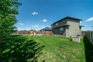 Photo 43: 81 CLAREMONT Drive in Niverville: Fifth Avenue Estates Residential for sale (R07)  : MLS®# 202012296
