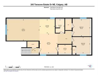 Photo 32: 243 TARACOVE ESTATE Drive NE in Calgary: Taradale Detached for sale : MLS®# C4303627