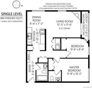 Photo 20: 110 2529 Wark St in : Vi Hillside Condo Apartment for sale (Victoria)  : MLS®# 845367